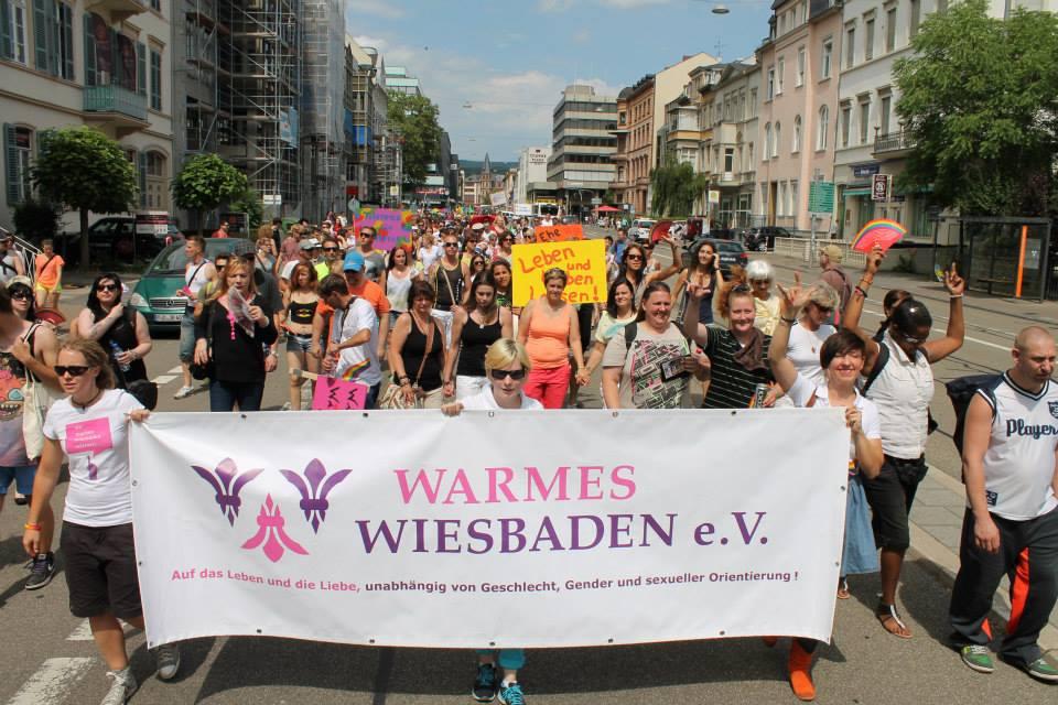 CSD Wiesbaden 2013