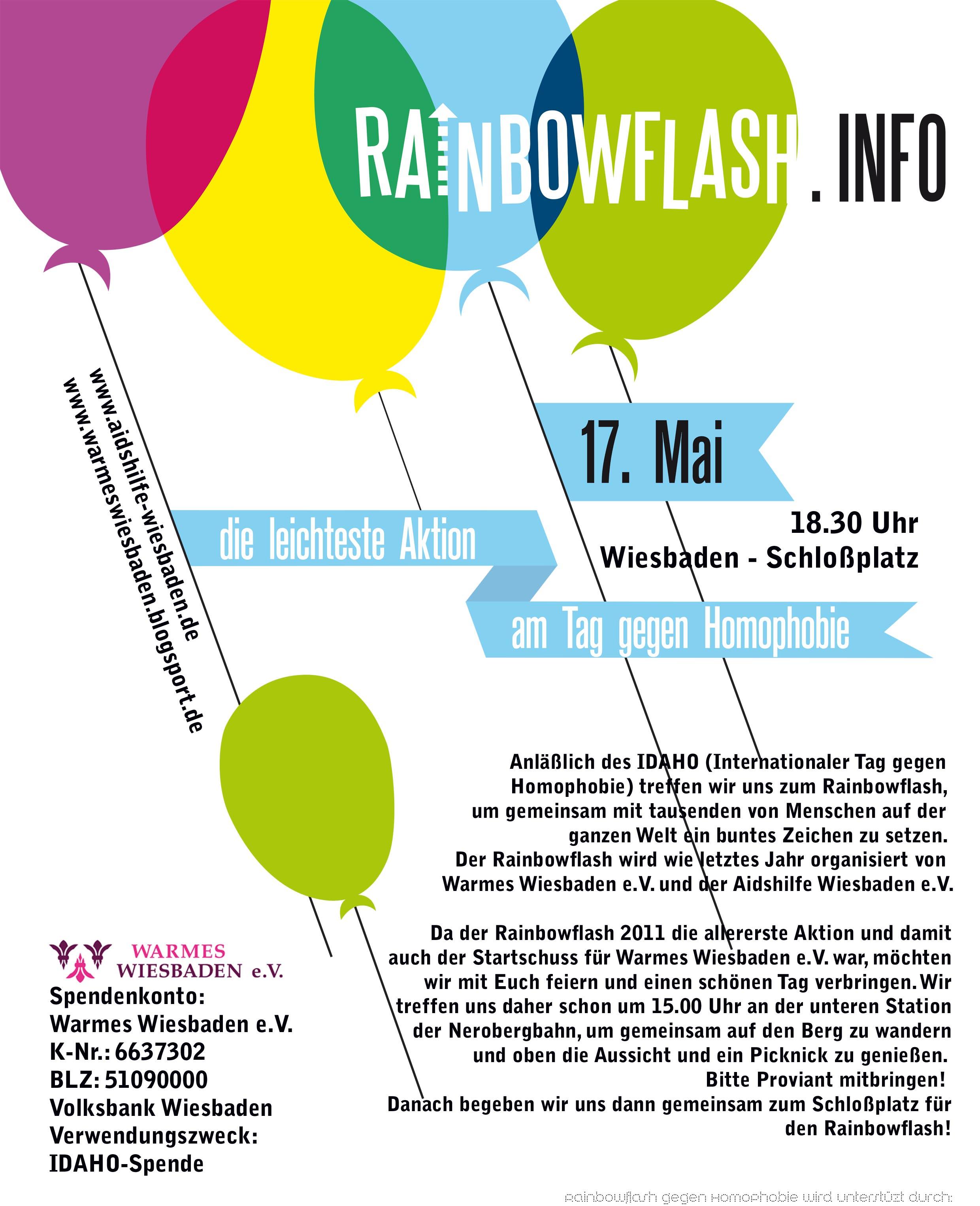 Rainbowflash 2012